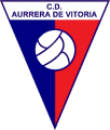 Escudo CD Aurrera de Vitoria
